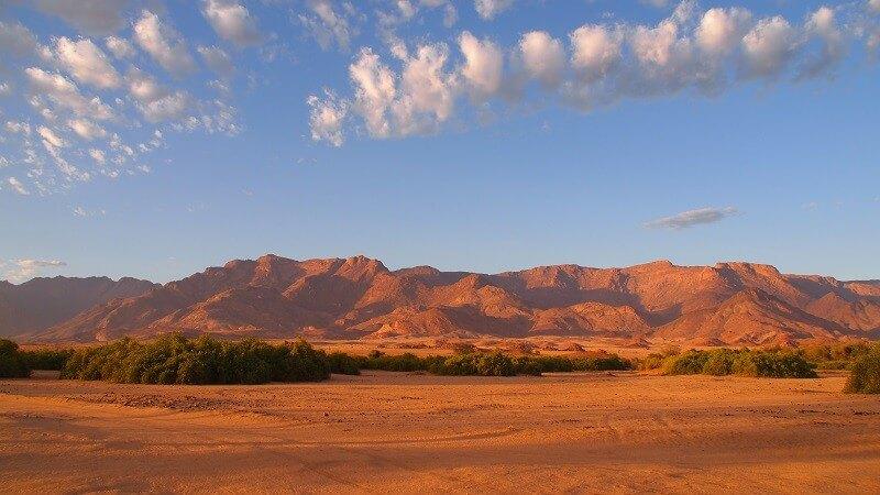 Classic Namibian Safari