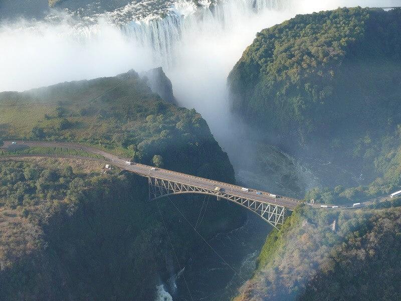 Etosha, Chobe & Vic Falls