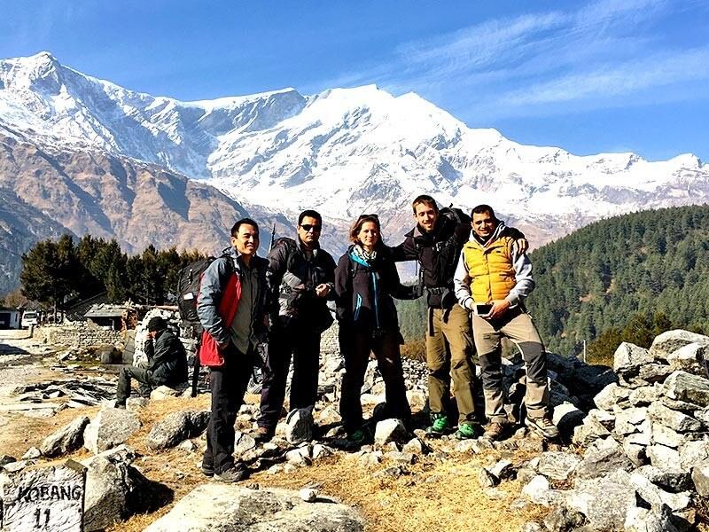 Annapurna Circuit with Tilicho Lake Trek