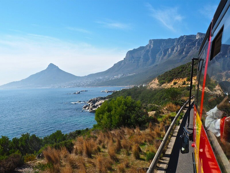 T4: Panorama Route,  Kruger Safari & Cape Town