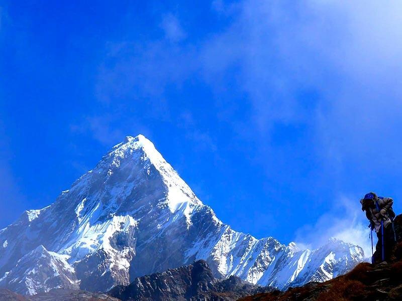 Upper Phulbari to Lespar via Jaljala Dil