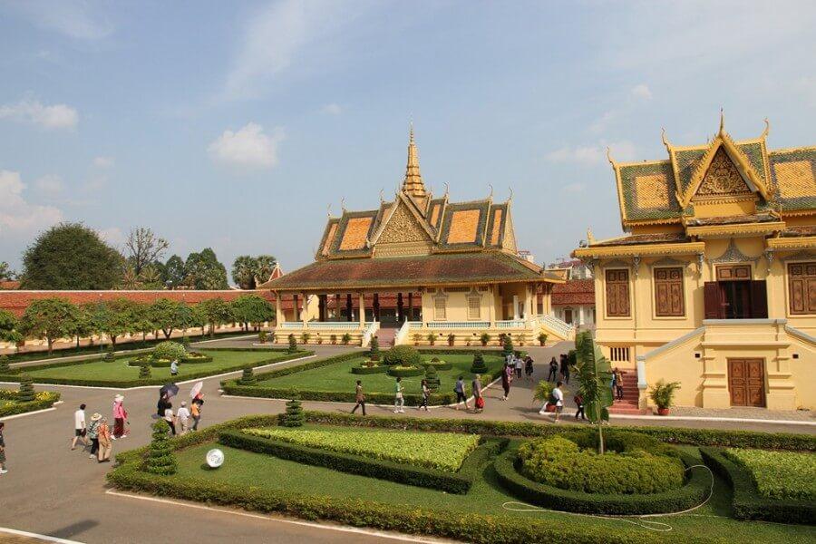 Discovery of Phnom Penh