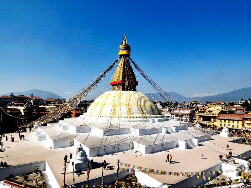 Kathmandu: Sightseeing and T