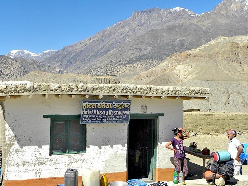 Discovery of Upper Mustang Trek