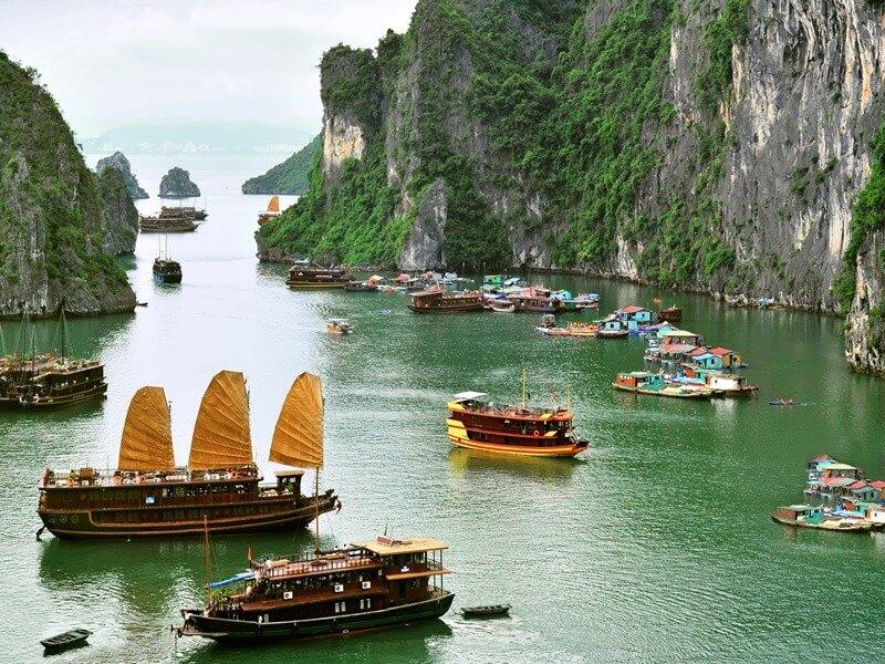 Northern Vietnam Journey 8 days
