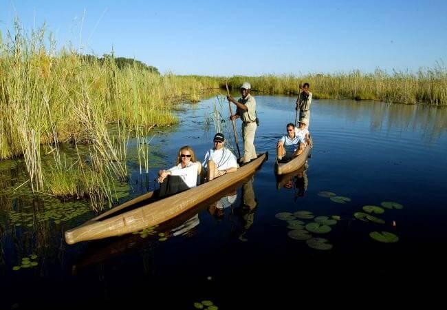 7 Days at Livingstone - Zambia, Chobe & Okavango Delta, Botswana