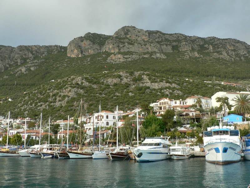 Lycian Cruise on a Gulet