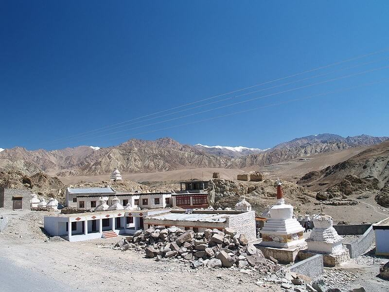 SHAM VALLEY - LEH