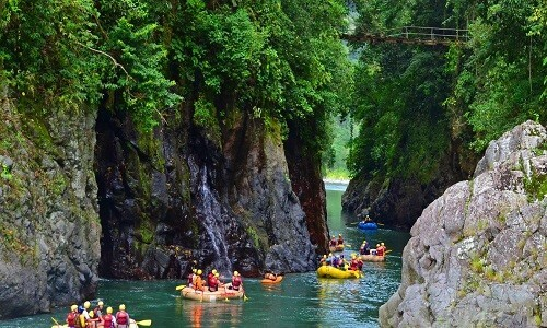 Rafting Tour and Transfer