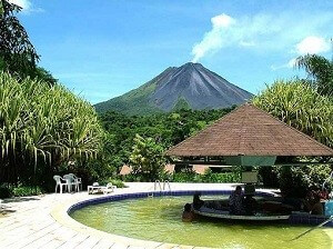 Arenal Arrival