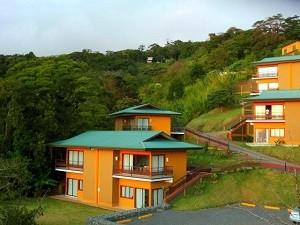 Monteverde Arrival
