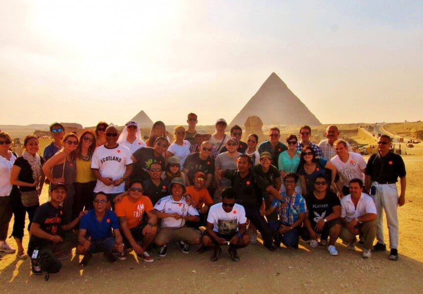 Short visit to Egypt