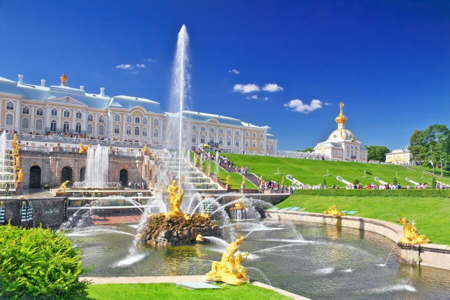 Moscow - St. Petersburg