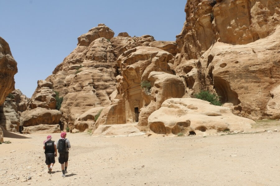 Little Petra & Wadi Rum