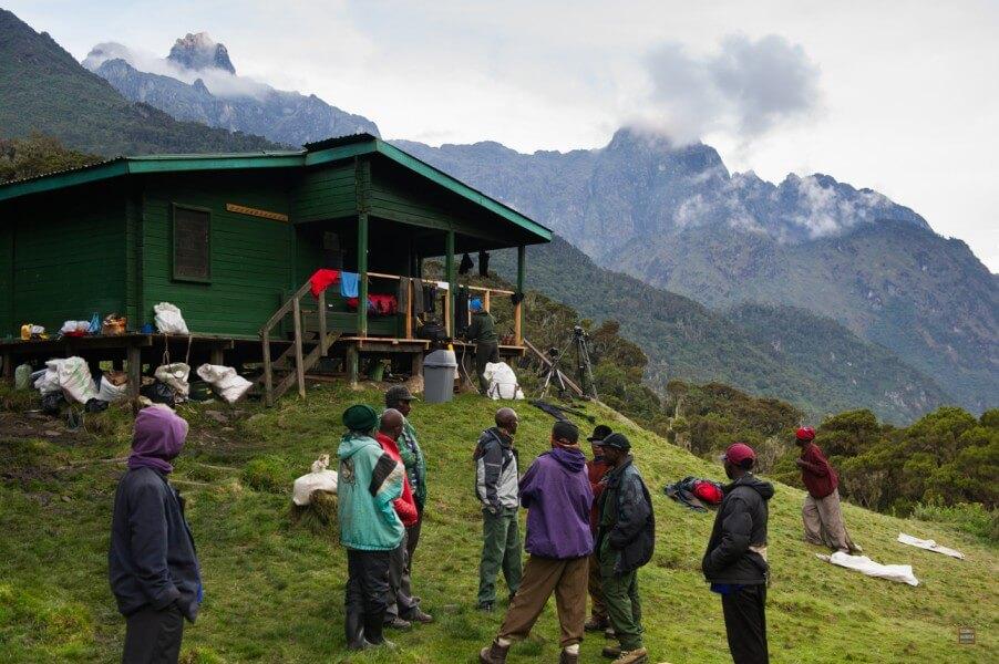 Rwenzori with Mt. Margherita