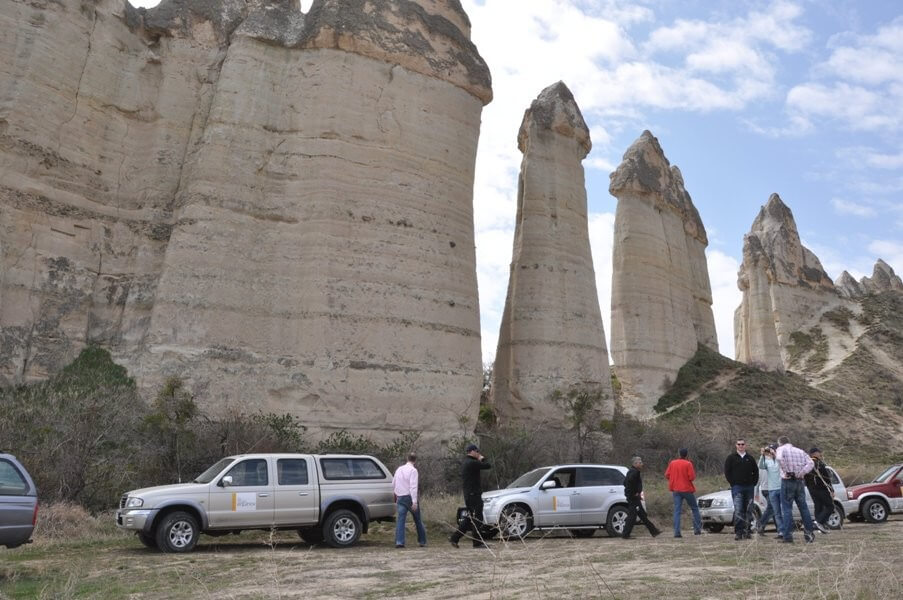 Antalya to Cappadocia Off-Road