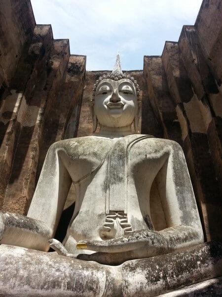 Sukhothai-Chiang Mai