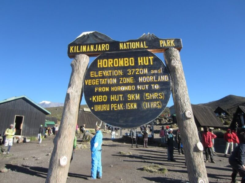 Mount Meru/Kilimanjaro Climbs and Safari - 25 Days