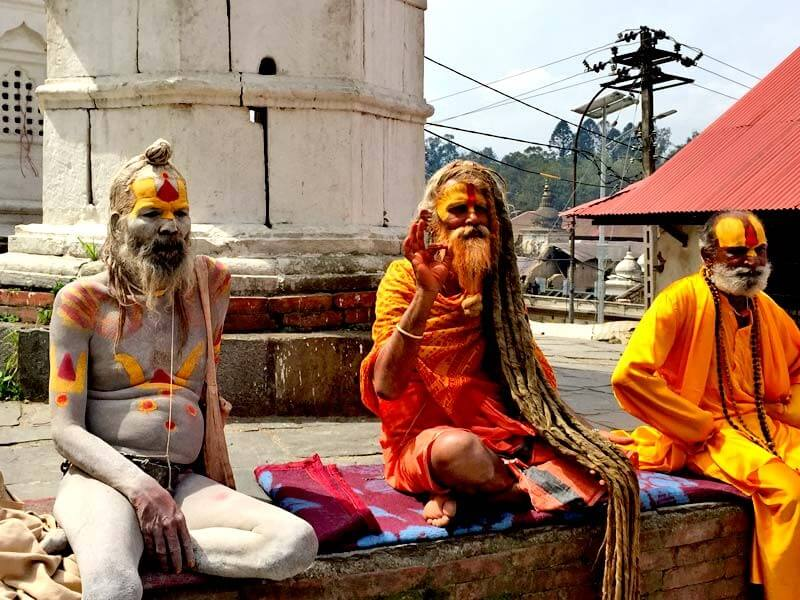 Kathmandu Sightseeing and tr