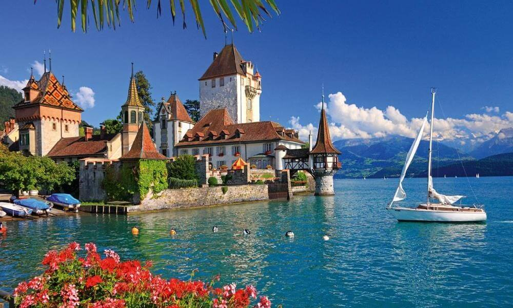 Beauties of Switzerland in 13 days
