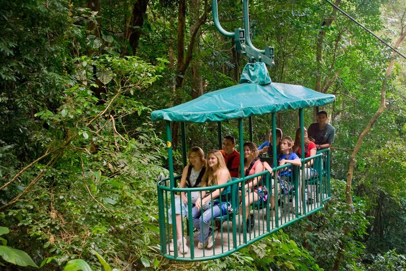 6 days Costa Rican National Parks & Beaches