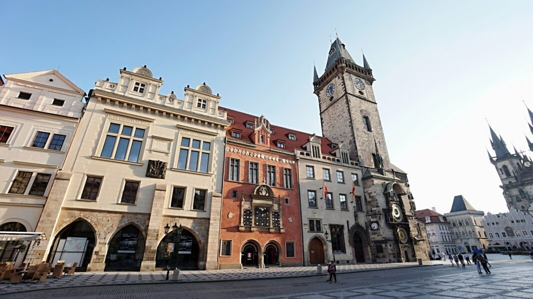 10 days in majestic and charming capitals of Central Europe