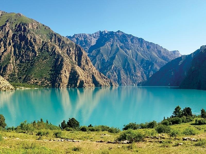 Phoksundo Lake to Shyanta