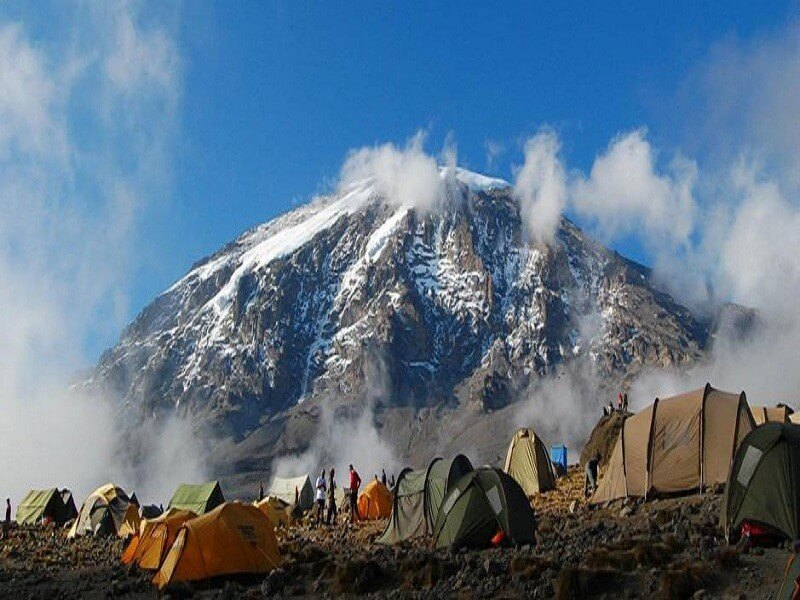 7 Days Machame route trekking Mt.Kilimanjaro