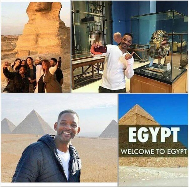Egypt and Pharaonic Monuments