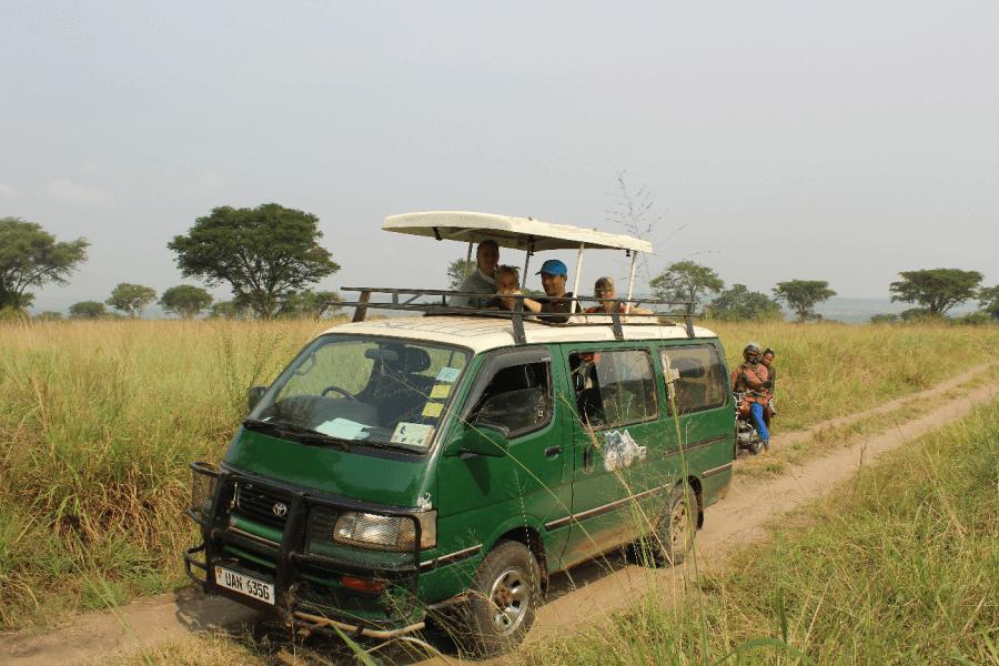 Discover Uganda - 14 days