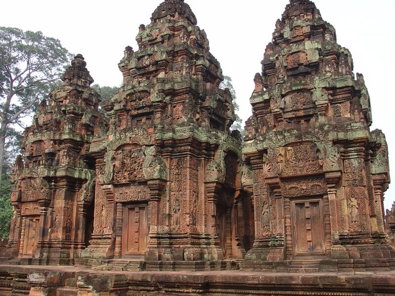 5 days/4 nights Angkor Discovery tour