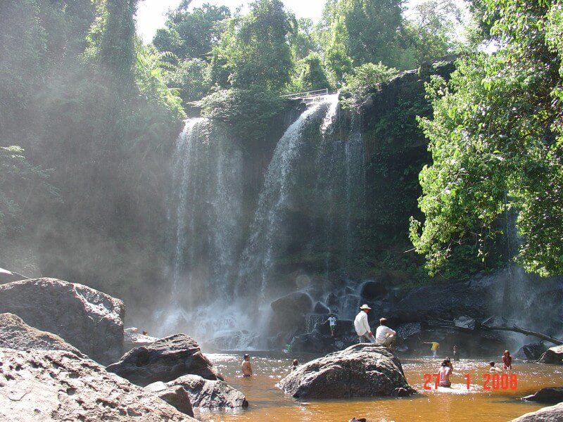 5 days/4 nights Cycling & Trekking in Angkor