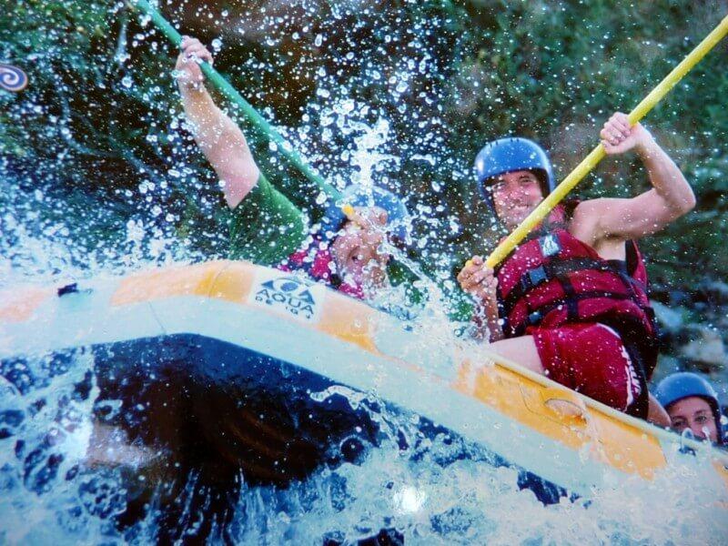 Rafting and Selge