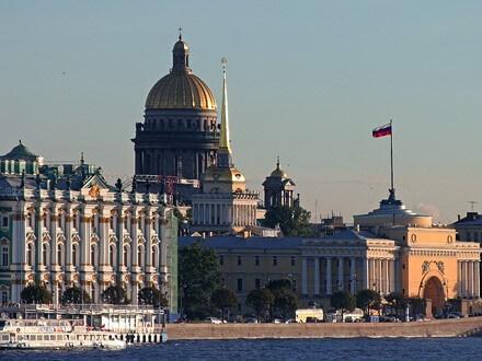 5 Days St. Petersburg White nights
