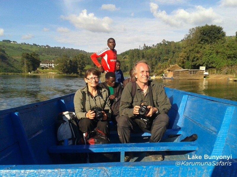 Tour Uganda safari - 10 days
