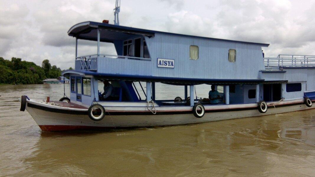 5 Days Melak & Mahakam River Cruise