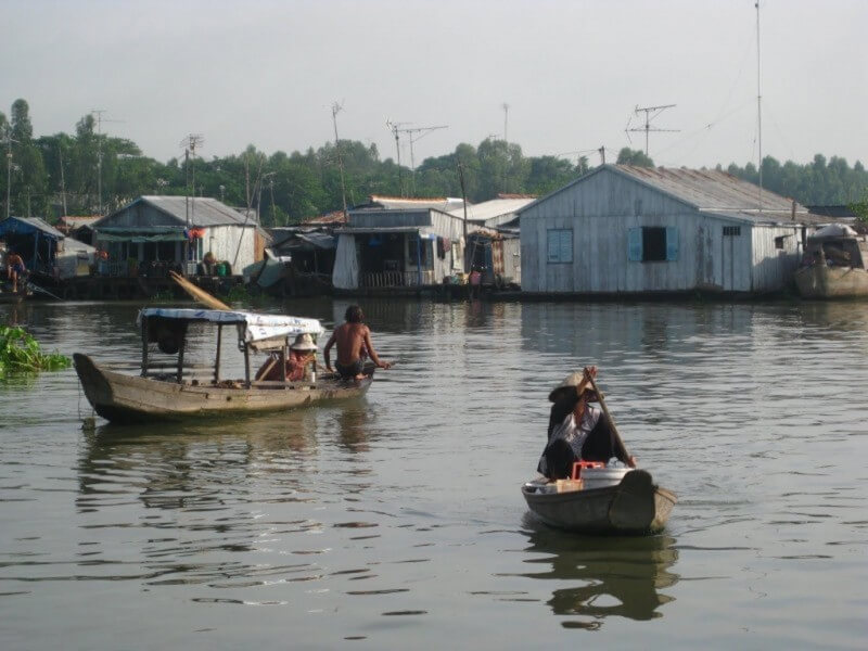 6-day Lazy Waterways Mekong