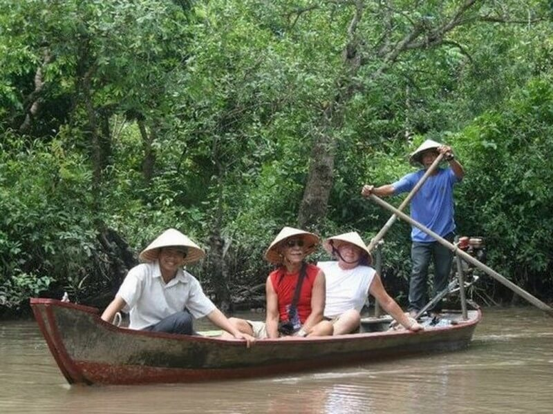 Saigon – Cai Be – Vinh Long