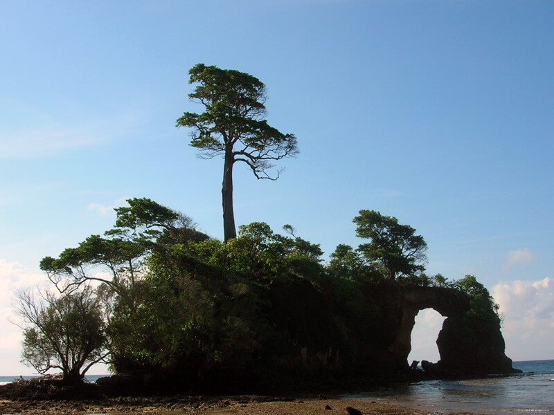 Touring Beaches And Islands in Andaman