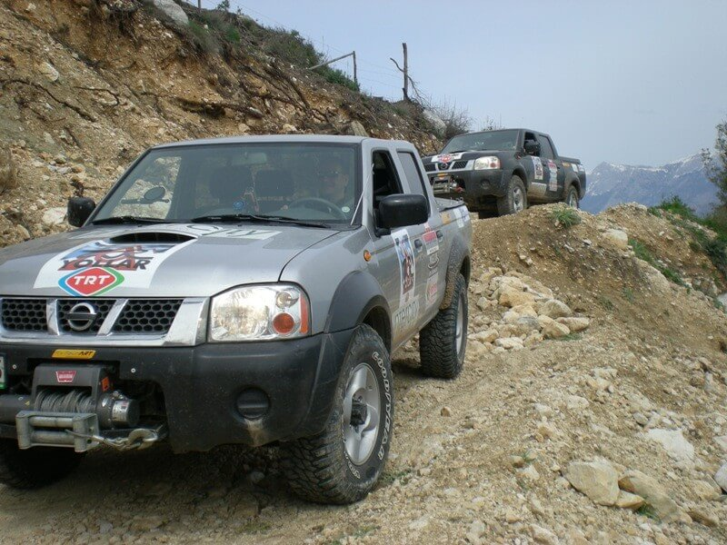 Antalya and Environs 4x4 - 6 DAYS