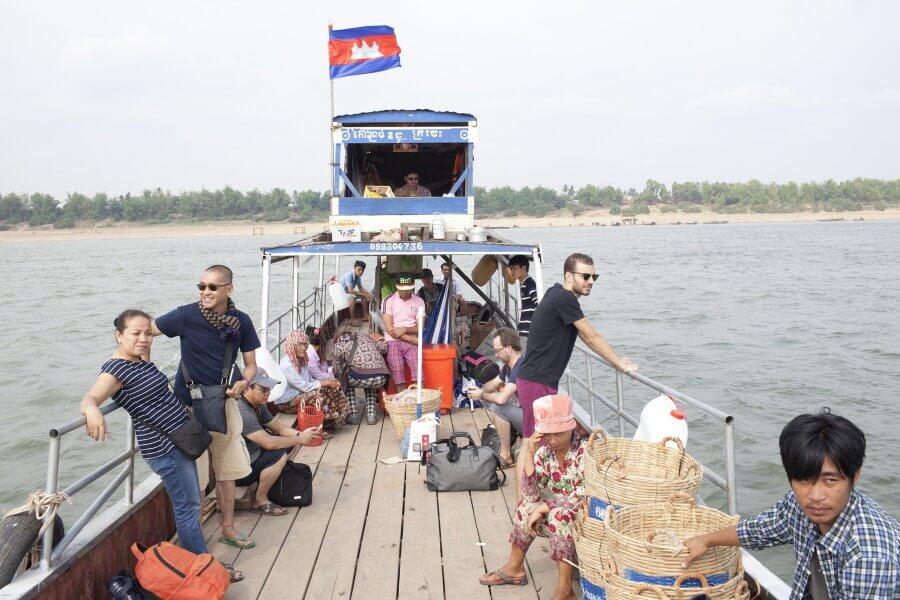 8 Days/ 7 nights Phnom Penh – Kratie – Preah Vihear – Siem Reap