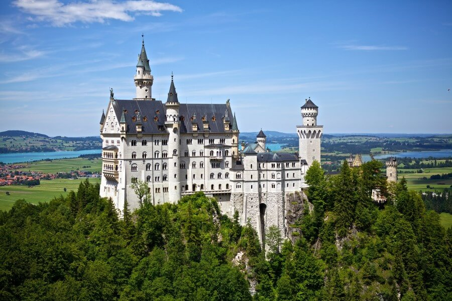 Fairy-tale Germany