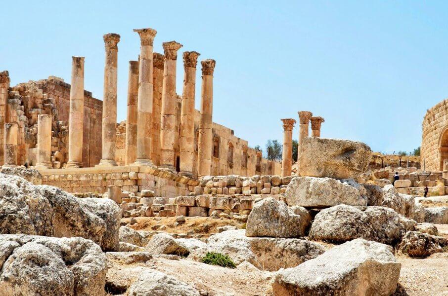 Amman, Jerash, & Dead Sea