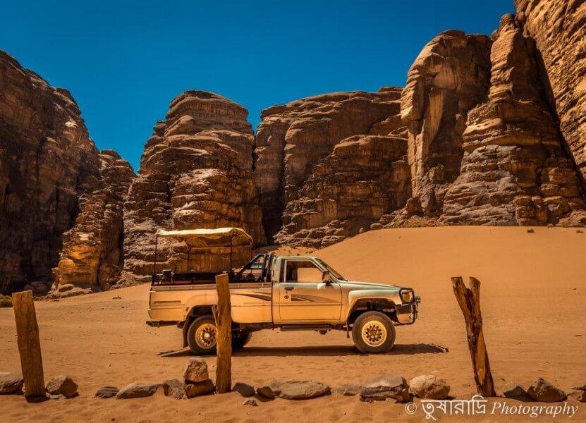 Wadi Rum & Departure