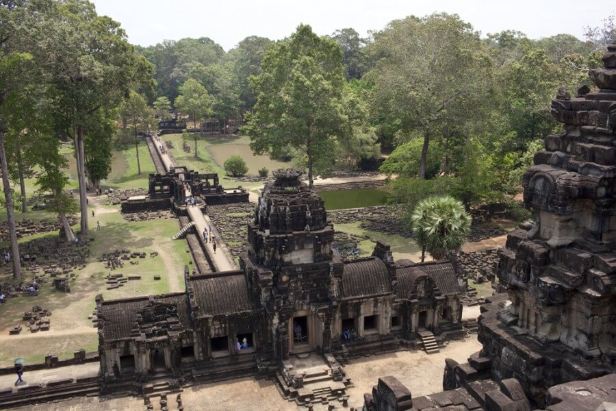4 DAYS : Phnom Penh - Siem Reap Culture and Heritage Dreams