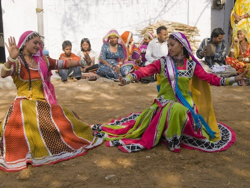 Glimpse Of Rajasthan with Village Experience – 10 Days