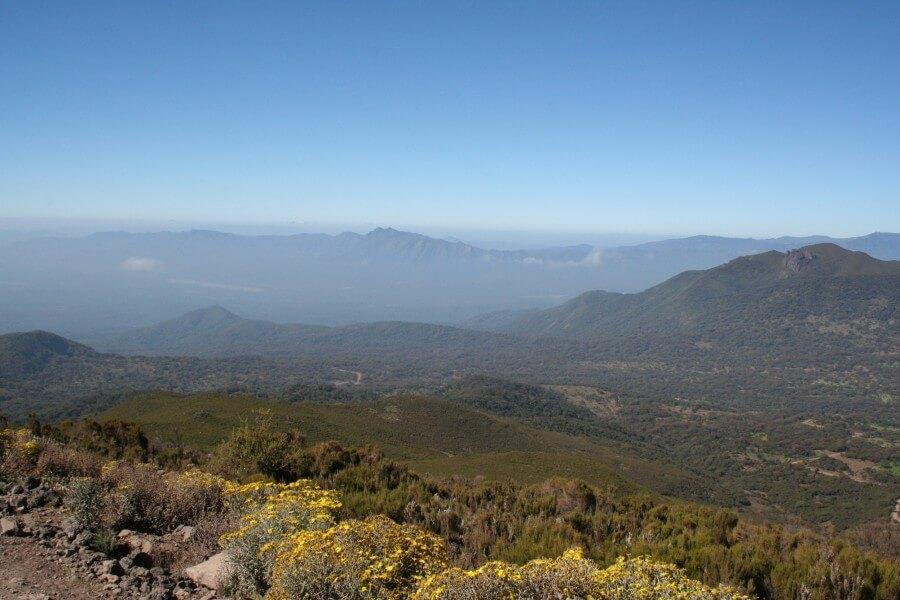 Dallol and  Ert'ale Volcano