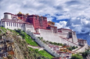 6 Days classical trip to Tibet (Group Tour)