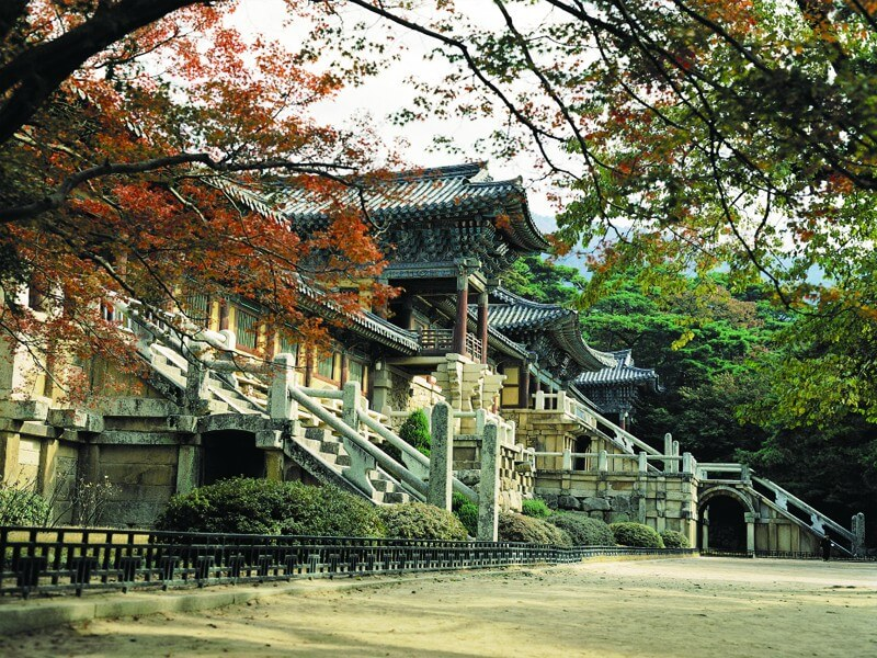 UNESCO World Heritage Korea with Seoul for 10 Days