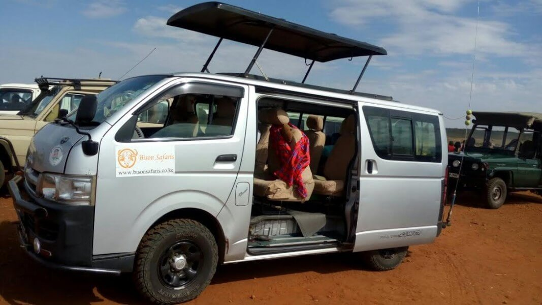 4 Days driving Budget Masai Mara/Nakuru Joining Migration Safari